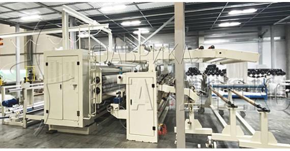 Дублирование текстильных и технических тканей