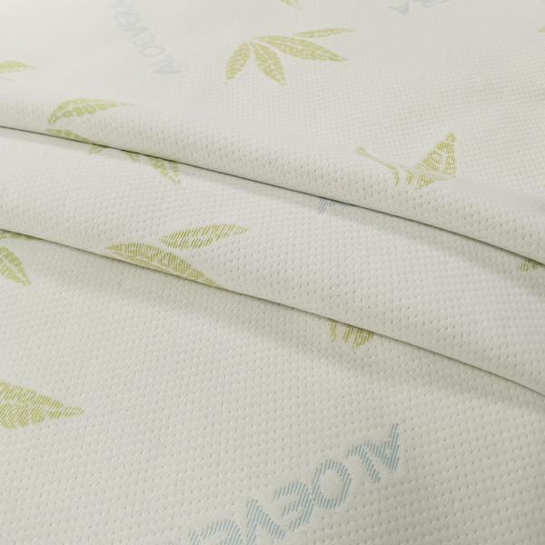 Матрасная ткань Aloe Vera